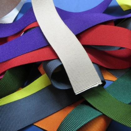 Cinta grosgrain (otoman) 38mm