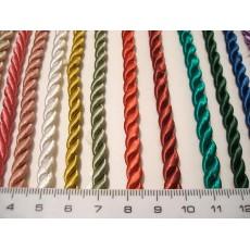 Cordón de seda Rayon 6mm