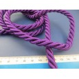 Cordón de seda Rayon 8mm