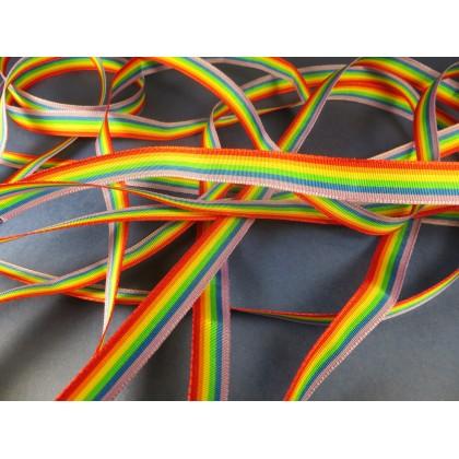Cinta bandera arco iris